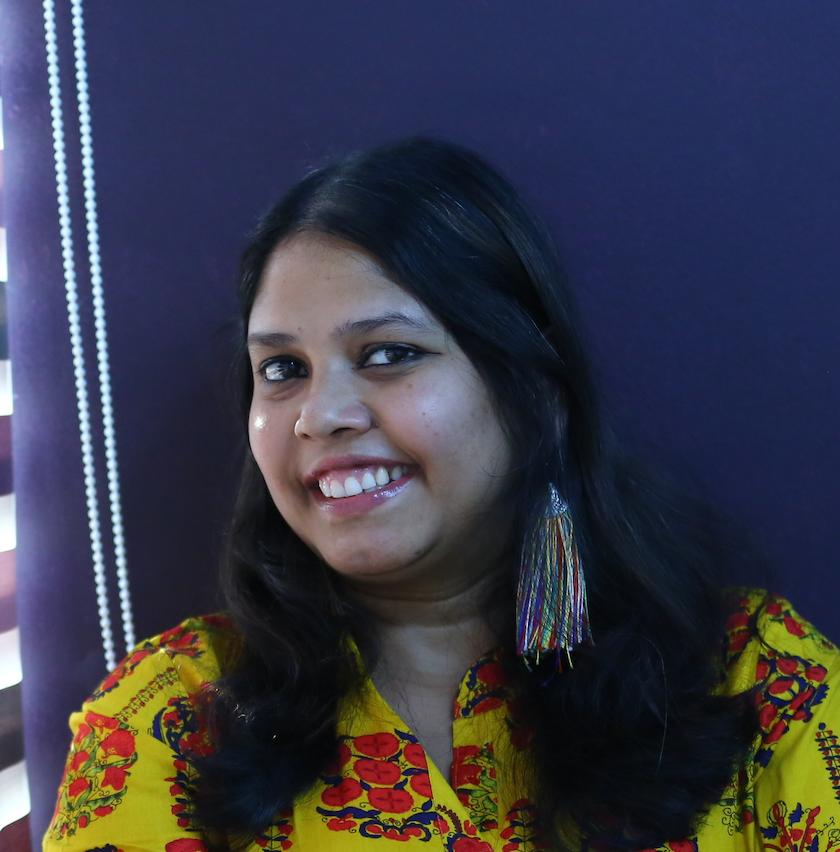 Dipti Agrawal at Tudip Technologies